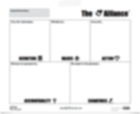 The Alliance Canvas Agile Classrooms