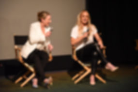 Tracy and Courtney May 11 screening.jpg