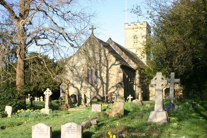 Crockham Hill Church Holy Trinity