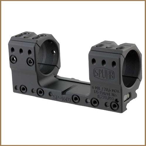 Spuhr Picatinny Montage Ø34 mm / H30 mm - 6 Mil / 20,6 MOA