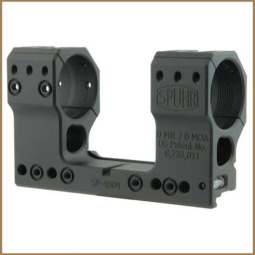 Spuhr Picatinny Montage Ø34 mm / H48 mm - 0 Mil / 0 MOA