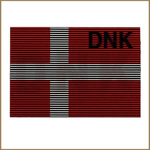 Dannebrog IR Flag Patch