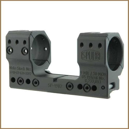 Spuhr Picatinny Montage Ø34 mm / H38 mm - 9 Mil / 31 MOA
