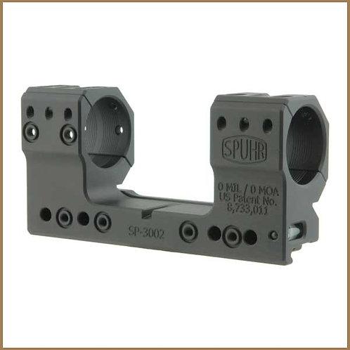 Spuhr Picatinny Montage Ø30 mm / H38 mm - 0 Mil / 0 MOA