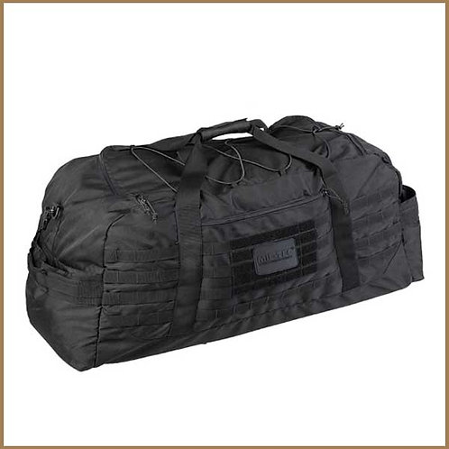 Mil-Tec Dufflebag 105L - Sort