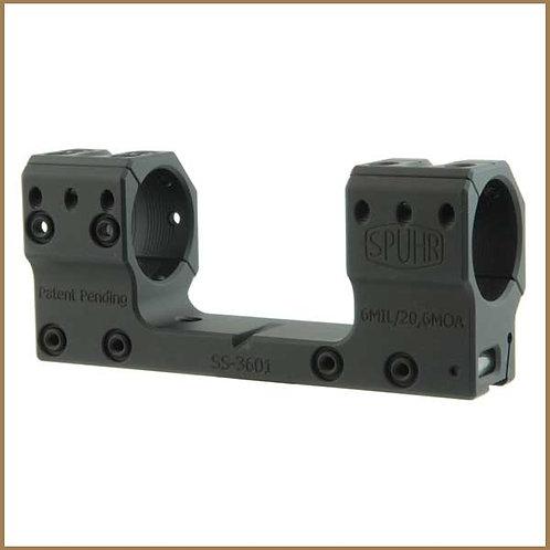 Spuhr Sauer Montage Ø30 mm / H35 mm - 6 Mil / 20,4 MOA