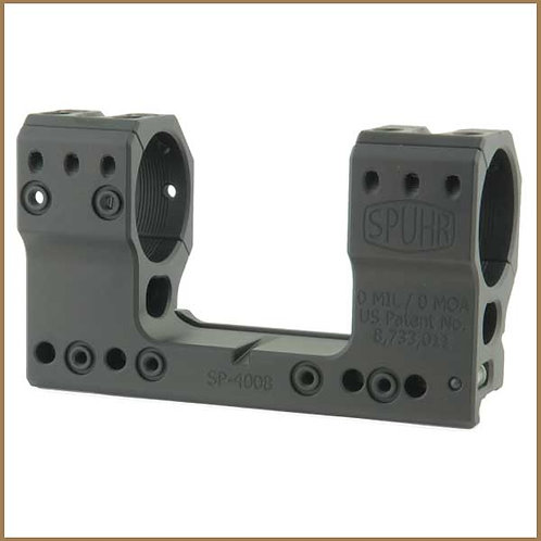 Spuhr Picatinny Montage Ø34 mm / H44 mm - 0 Mil / 0 MOA