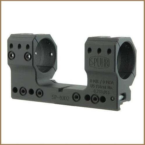 Spuhr Picatinny Montage Ø34 mm / H38 mm - 0 Mil / 0 MOA
