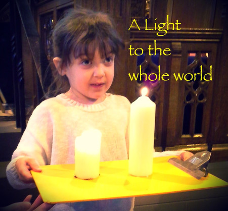 A Light to the whole world