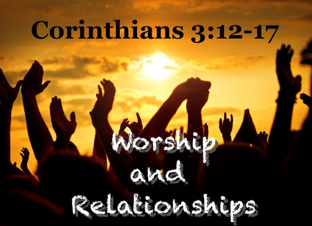 Worship & Relationships