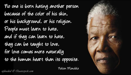 R.I.P. Nelson Mandela (1918 - 2013)