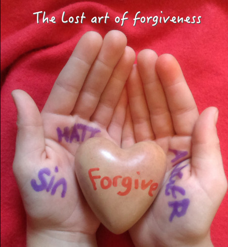 The lost art of forgiveness