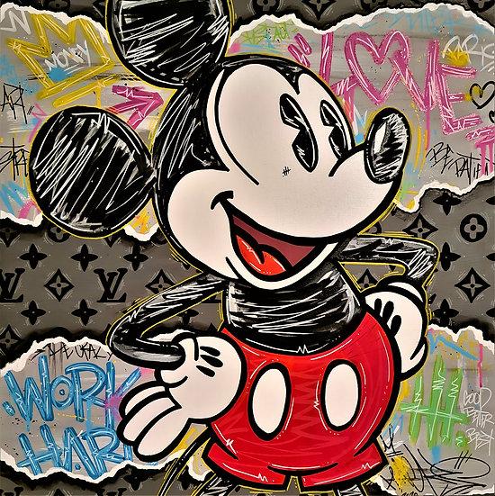 Mr Mickey Vuitton