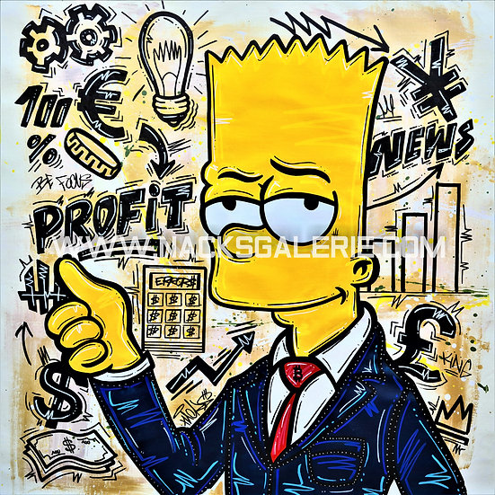 Bart - How to be Rich