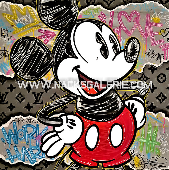 Mr Mickey Vuitton