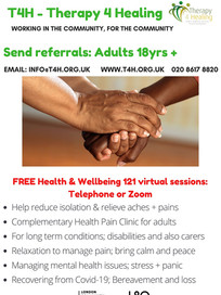 Working with the Community through therapies