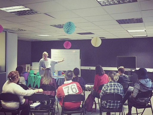 ESOL Teaching