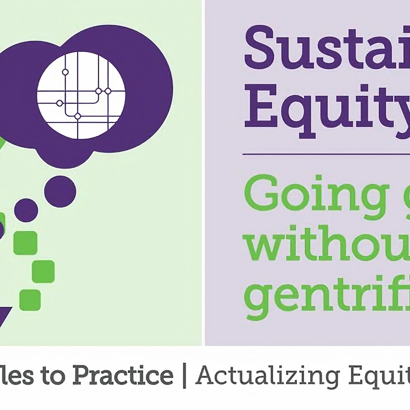 Sustaining Equity: Going Green without Gentrification