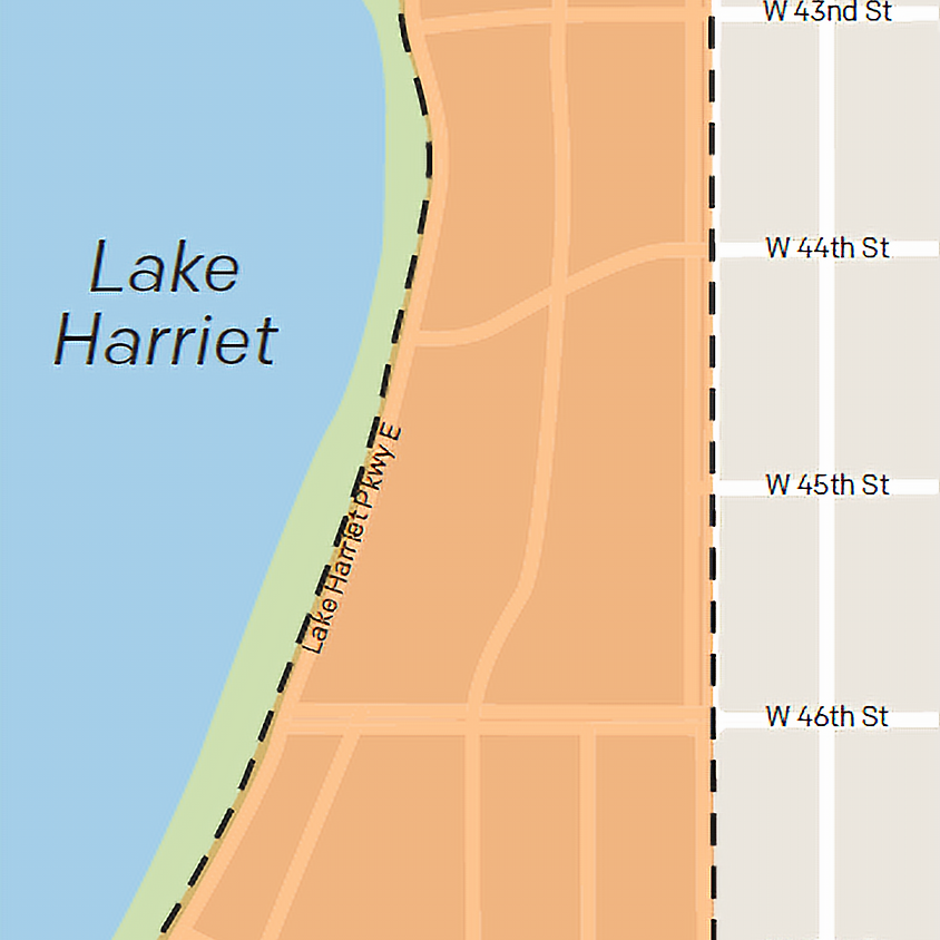 Meeting About Another Potential Historic District: East Lake Harriet