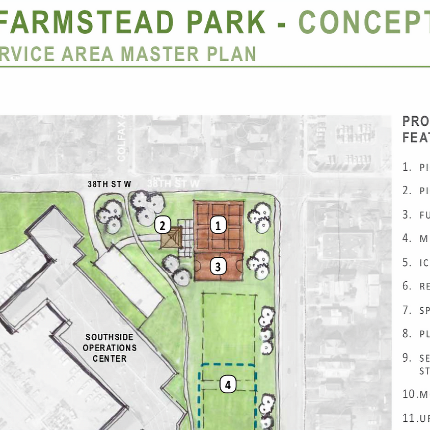 Southwest Parks Plan Update (CAC Meeting #7): Discuss big questions raised during development of initial park concepts