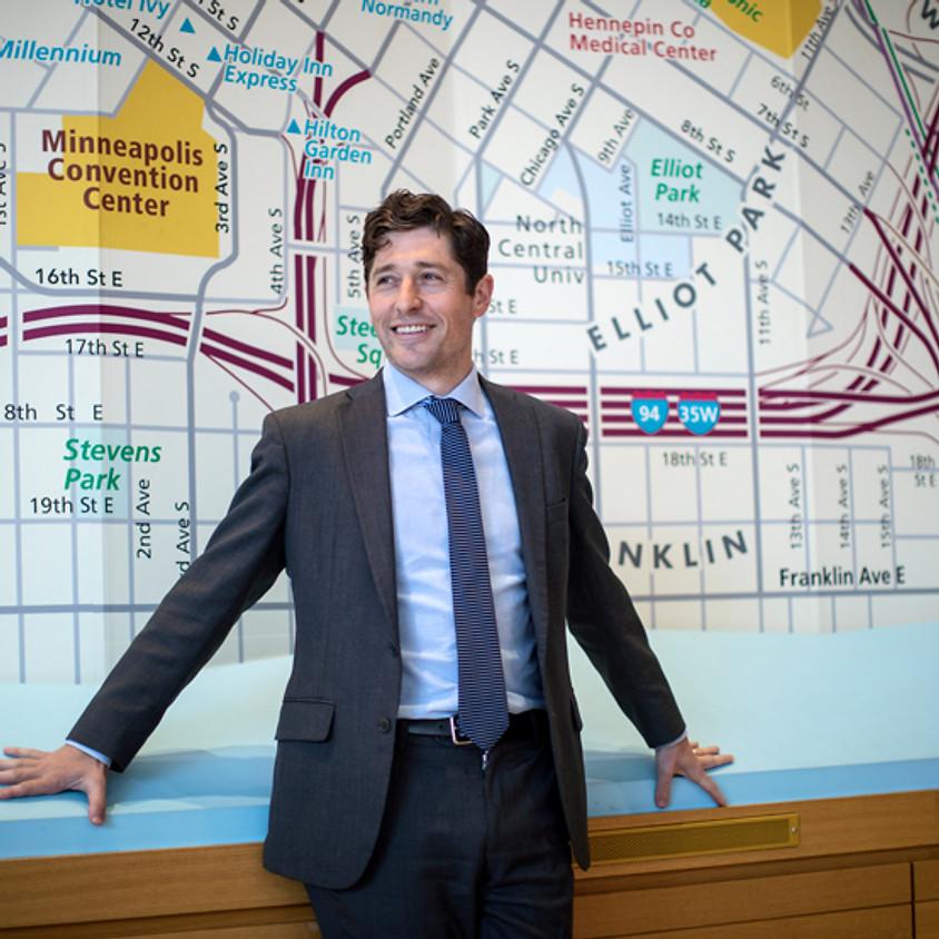 Mayor Frey's 2020 Budget Address