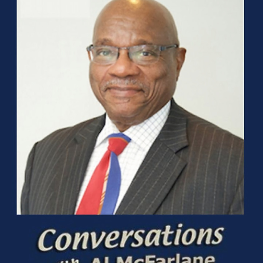 Opening Doors: A Community Empowerment Conversation w/ Al McFarlane