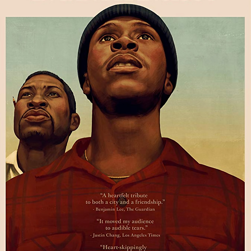 FREE Walker Cinema Event: The Last Black Man in San Francisco