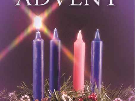 11-29-2020 1st Sunday of Advent