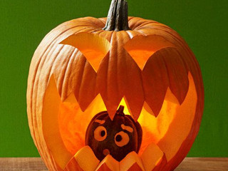 Tips for better Pumpkin Carving