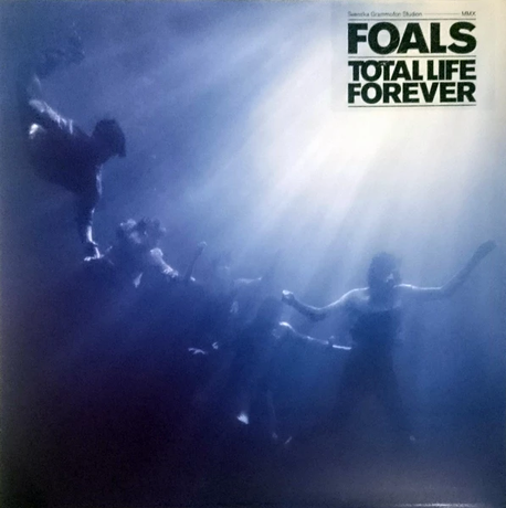 Review: Foals - Total Live Forever