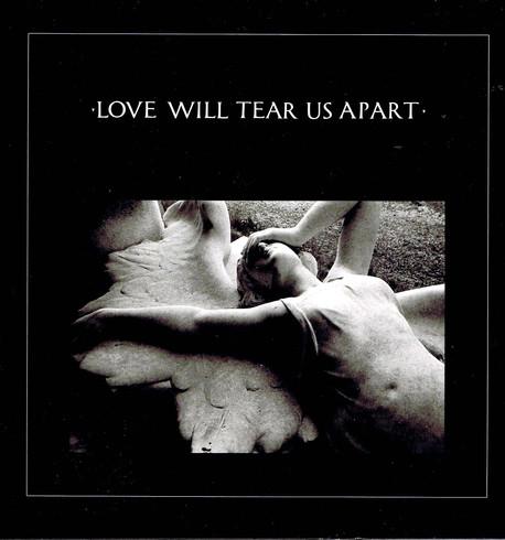 """""""Love Will Tear Us Apart"""" el último suspiro de Joy Division"""