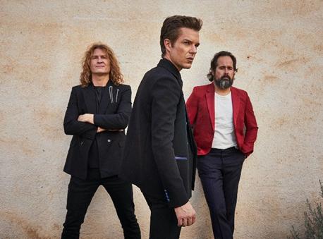 """Habemus fecha de lanzamiento de """"Pressure Machine"""" nuevo álbum de The Killers"""