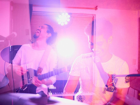 Luis y Cuchi son el dúo que tienen una canción para cada mood