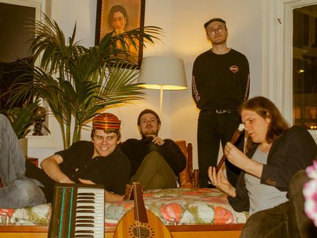 """Prepárate para disfrutar armonía pura en el EP """"Syden & Beyond"""" de la banda Noruega Fred Paa Jord"""