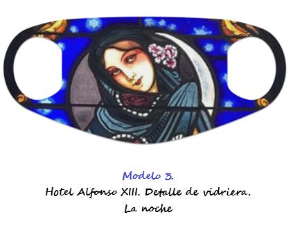 MODELO 3. ALFONSO XIII_VIDRIERA LA NOCHE