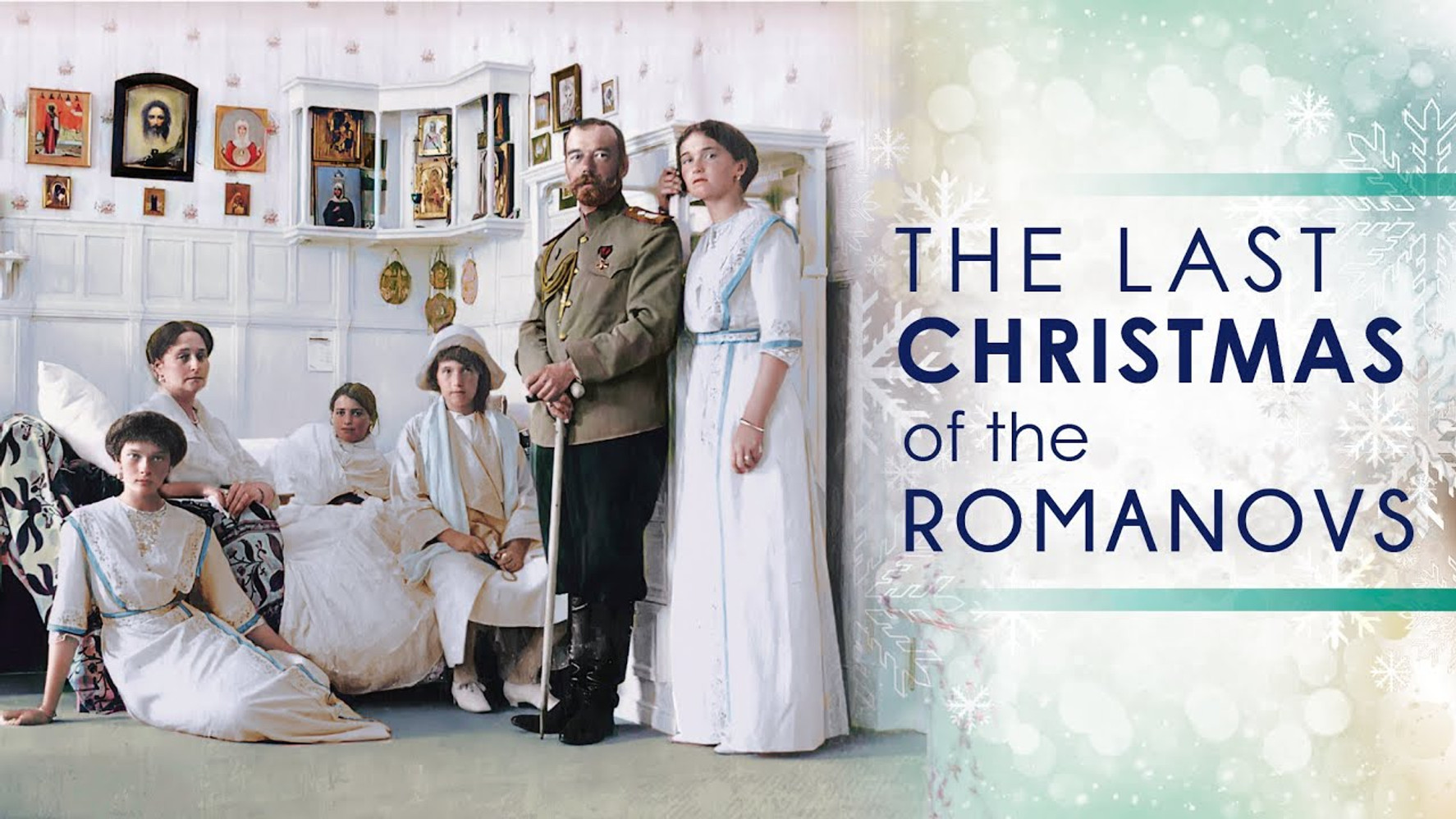 The Last Christmas of the Romanovs