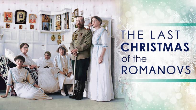 The Last Christmas of the Romanovs