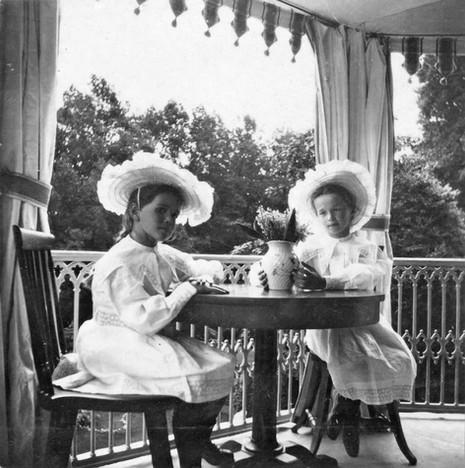 Μαρία και Όλγα
