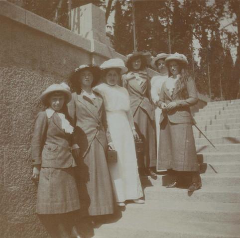 Album of Olga Nikolaevna 1913-1914460.jp