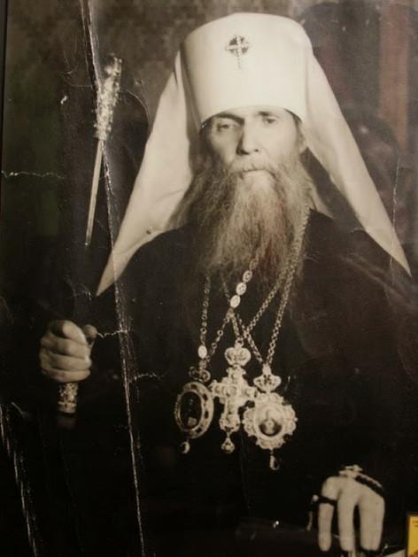 Metropolitan Philaret Voznesensky