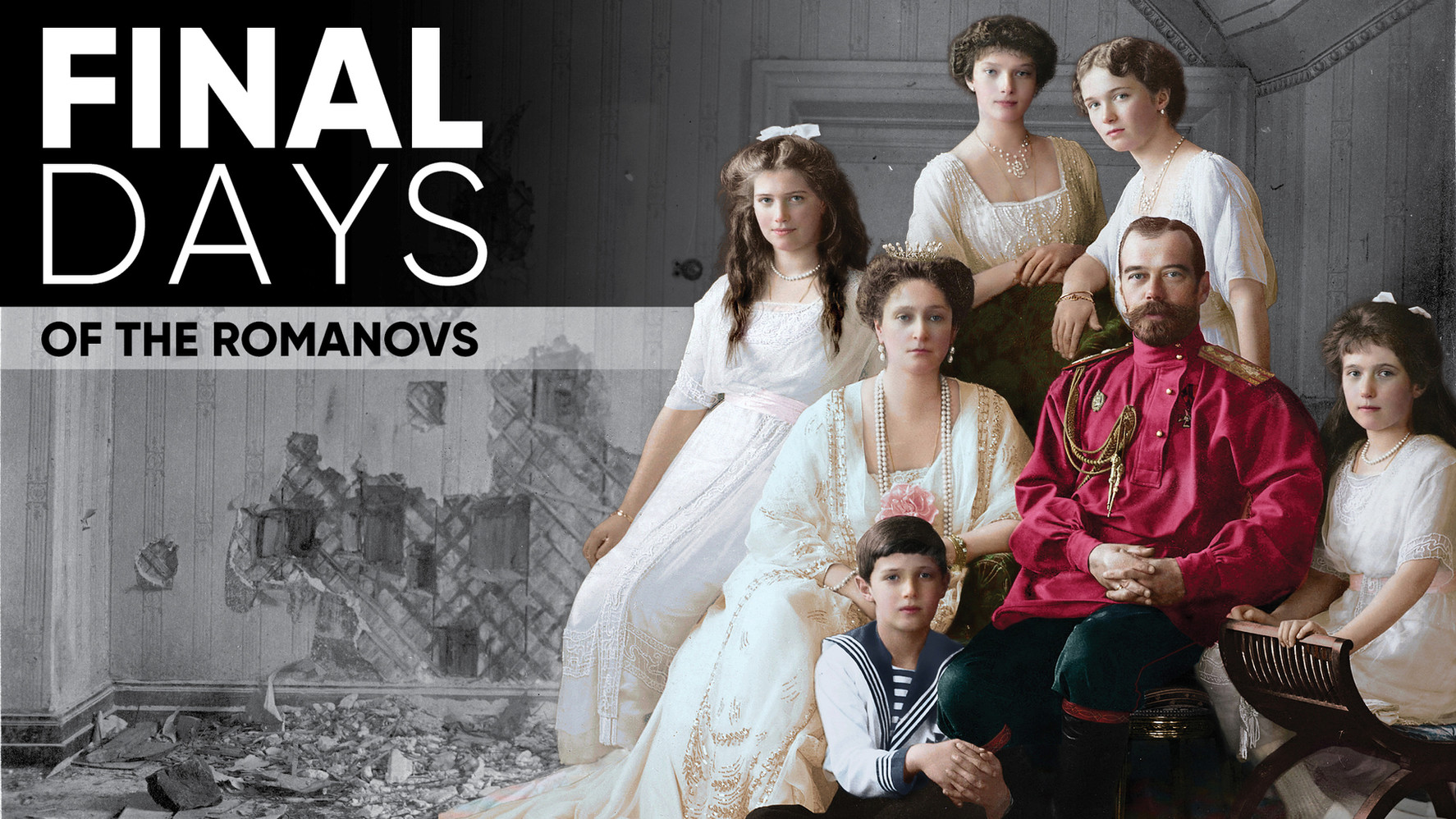 The Final Days of the Romanovs | Faith in God to the End