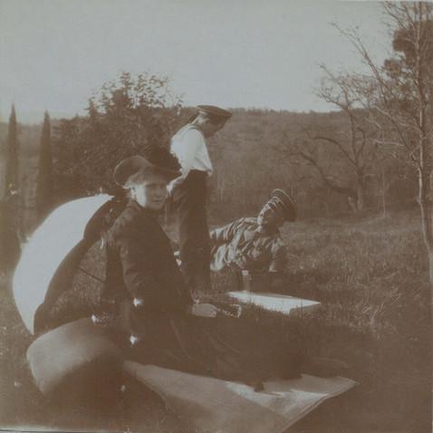 Album of Olga Nikolaevna 1913-1914454.jp