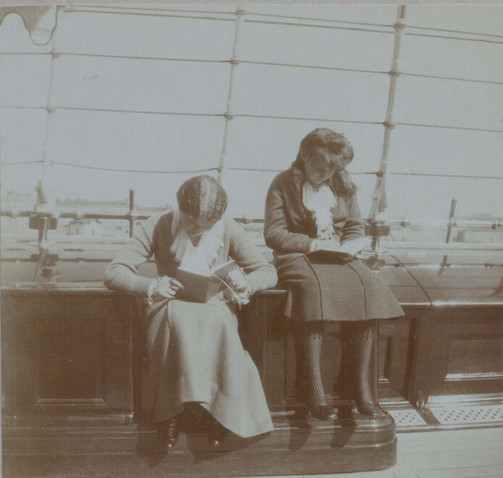 Album of Olga Nikolaevna 1913-1914462.jp