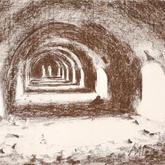 Fortmond in de voormalige steenfabriek