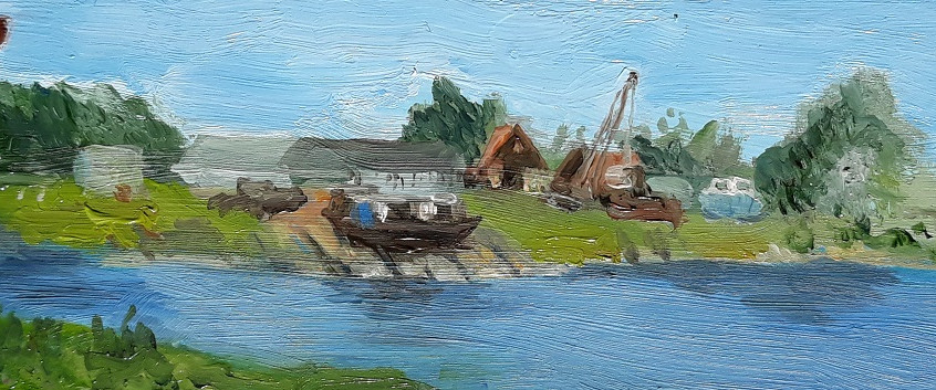 IJssel bij Westervoort