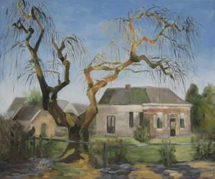 Hoek Rijndijk-Dorpsstraat