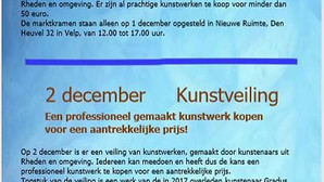December: marktmaand.