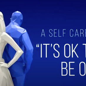 Couples Therapy - It's OK to Not Be OK: A Self-Care Series