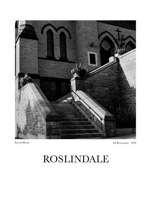 Sacred Heart - Roslindale Poster