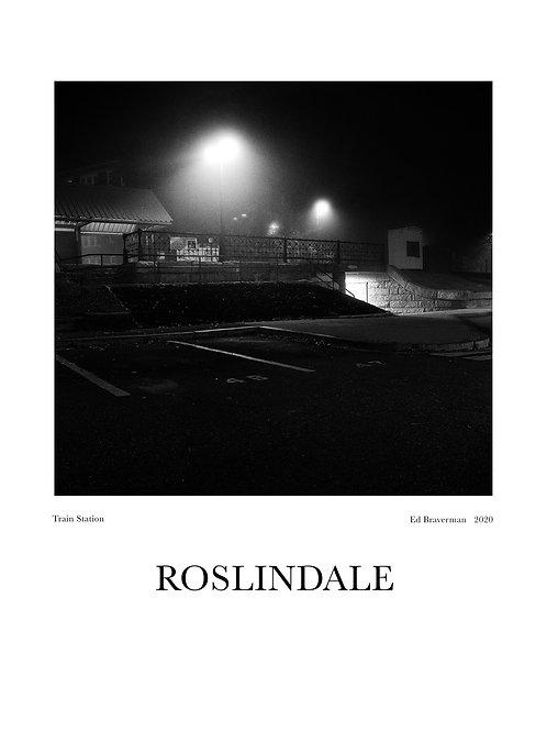 Roslindale Train Station